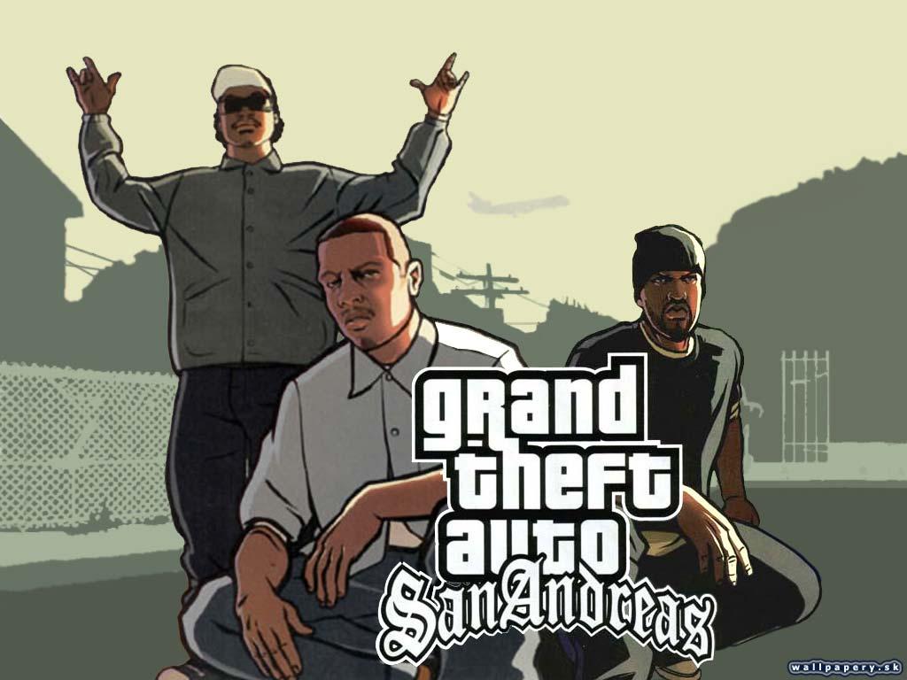 Хоть и коды на GTA San Andreas противоречат лозунгу Реальный мир GTA